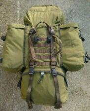 Original Berghaus Crusader Rucksack 90 + 20 Liter oliv + PLCE Taschen