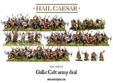 GALLIC CELT ARMY DEAL  - HAIL CAESAR - WARLORD GAMES