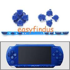 for sony PSP 1000 series Repair parts ABXY START HOME SELECT volume BLUE BUTTON