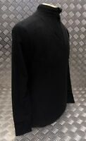 Genuine British Army Spec Ops PCs Thermal Undershirt / Fleece Black All Sizes