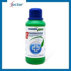 Pharmaderm disinfettante pronto uso per cute integra ed iniezioni 250 ml