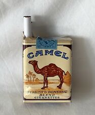 Vintage EMPTY Shop Display CAMEL Packet with Fake Cigarettes Box Packet