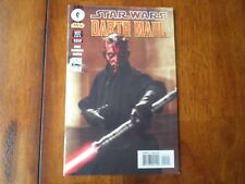 Star Wars Darth Maul 2 Dark Horse Photo Cover Variant VFN/VFN+