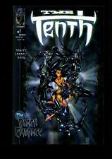 THE TENTH <BLACK EMBRACE> US IMAGE COMICS VOL.2 # 1/'99