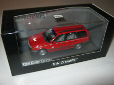 1:43 Opel Kadett E Break rot 1989 MINICHAMPS 400045910 OVP new 1 of 1488