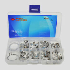 TOR VM Dental Matrix Sectional Contoured Metal Matrices No.1.198 100 pcs/Box PT