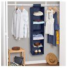 NEW Honey Can Do #193062 - 6 Shelf Hanging Storage Organizer SHIPS FAST! SALE