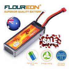 FLOUREON T Plug 7.4V 2S 30C 5200mAh Lipo RC Battery Pack Hard Case for RC Hobby
