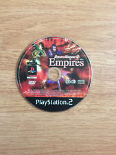 Dynasty Warriors 4: Empires for PS2 *Disc Only*