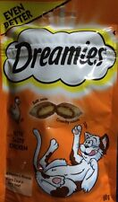Dreamies Cat Treats With Chicken X 8