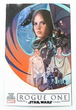 Rogue One A Star Wars Story Marvel Graphic Novel Comic Book