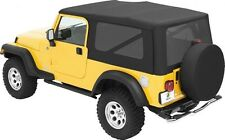 2004-2006 Jeep Wrangler Unlimited Bestop Replace-a-Top Soft Top Kit in Black
