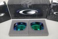 NEW Oakley HOLBROOK METAL JADE IRIDIUM OO4123 Replacement Lens Authentic GENUINE