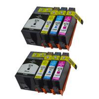 8 High Yield Ink Cartridge for HP 934XL 935XL C2P23AN 6812 6815 6230 6830 6835