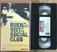 Buena Vista Social Club - Film Four Documentary VHS