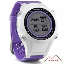 Garmin Approach S2 GPS Golf Watch with 38,000 Worldwide Courses - Purple/White