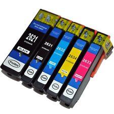 5 Cartuchos de Tinta Compatible Para Epson XP-610 XP-615 XP-620 XP-625