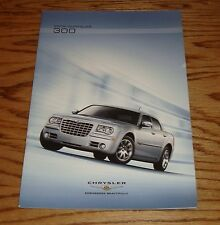 Original 2008 Chrysler 300 Sales Brochure 08