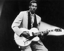 "Chuck Berry 10"" x 8"" Photograph no 19"
