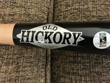 MIKE TROUT AUTOGRAPHED BAT w/CERTIFICATE OF AUTHENTICITY-GV802766