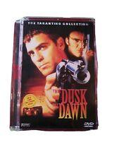 From Dusk Till Dawn  Uncut Jewelcase 2 Disc Edition Quentin Tarantino Horror DVD