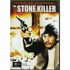 THE STONE KILLER - CHARLES BRONSON - GB COMPATIBLE (Australien Import) NEUF