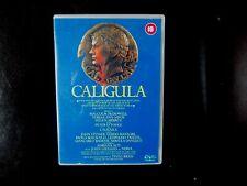 Caligula (DVD) Tinto Brass Malcolm McDowell Helen Mirren Peter O'Toole