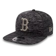 NEW ERA 9FIFTY CAP. ENGINEERED FIT. BOSTON RED SOX. GREY