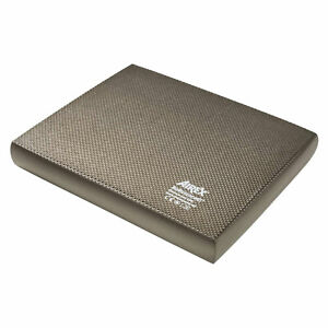Airex Elite Gym Physical Therapy Workout Yoga Exercise Foam Balance Pad, Gray