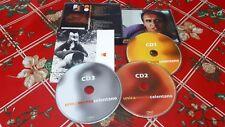ADRIANO CELENTANO - UNICAMENTE CELENTANO BOX CON 3 CD + LIBRETTO