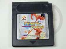 GAMEBOY COLOR GAME INTERNATIONAL TRACK & Field, USED BUT GOOD