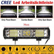 240W NEU CREE Led Arbeitsscheinwerfer Lichtbalken Lightbar Auto LKW Scheinwerf