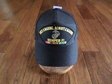 Marine Corps Semper Fi Vietnam Veteran Hat Official Military Ball Cap U.S Made