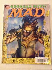 Mad Magazine Godzilla Special June 1998 062019nonrh