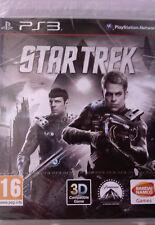 """JEU PS3 """"Star Trek"""" (Action/Aventure) NEUF SOUS BLISTER"""