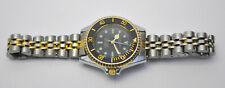 Vintage SHARP Scuba Master Super Professional Diver's Quartz 100M Women's Watch