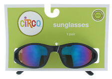 Cool Black with Blue Lenses Circo Kids Sunglasses New with Tags 1443 202