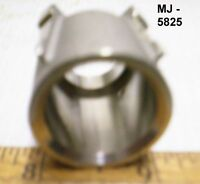Stainless Steel Cap or (?) (NOS)