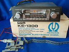 KE-1300 estéreo para auto Pioneer Cassette