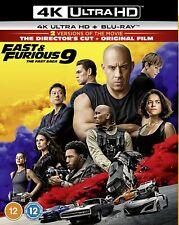 Fast & Furious 9 [2021] (4K Ultra HD + Blu-ray) Vin Diesel, Michelle Rodriguez
