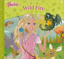 BARBIE ____WILD FIRE ___ HARDBACK ____ BRAND NEW