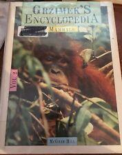 Grzimek's Encyclopedia Mammals Vol 2