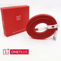Charge Cable Original OnePlus Dash 1M Red 2M Noodle Charging Cables Fast Charge