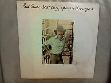 Paul Simon Still Crazy After All These Years Excellent Vinyl LP Record CBS 86001