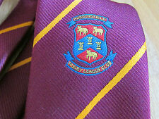 Original HUDDERSFIELD Rugby League Club Vice PRESIDENTS Tie - SEE PICTURES