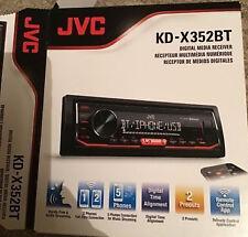 JVC KD-G821 CD Player/USB/MP3 In Dash Receiver