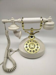 Vintage Binatone 2 Piece Telephone Model 5502 #672