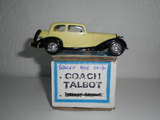 COATCH TALBOT 1 43 PROVENCE MOULAGE trans kit base solido factory built