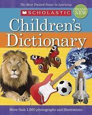 Scholastic Children's Dictionary (2010, Hardcover)