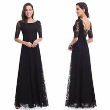 Prom Nylon Long Sleeve Dresses for Women